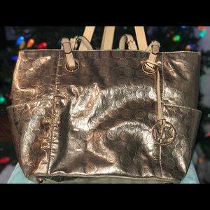 Used Michael Kors Shoulder Bag